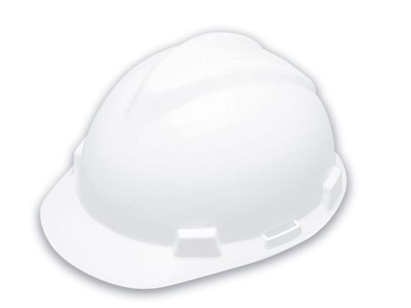 6c6be977544b9 Capacete Msa Tipo Bone Br-branco Casco   CA 498   Proteção Cabeça ...