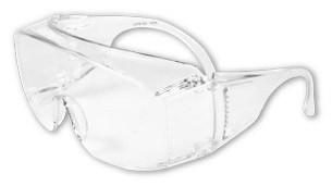 faade52fbe299 Oculos Epitec 4400 Incolor Sobrepor Anti Risco   CA 16113   Proteção ...