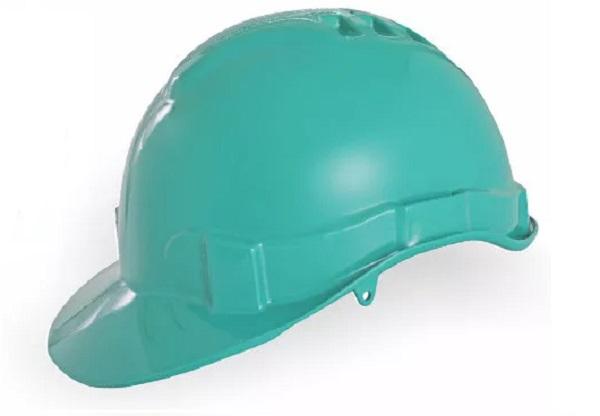 cf5e957de2a68 Capacete Libus Genesis Tipo Bone Verde Casco   CA 36099   Proteção ...