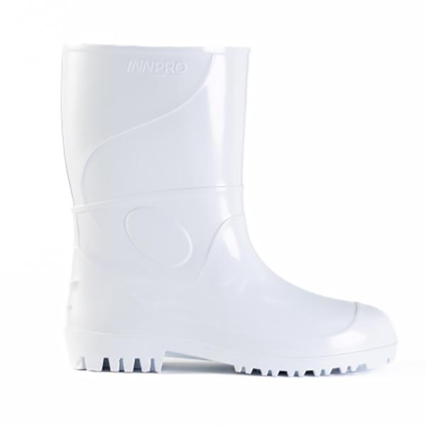 2ec2d966d6 Bota Innpro Agro Pvc Branca C c C f 40   CA 36025   Proteção Mãos e ...