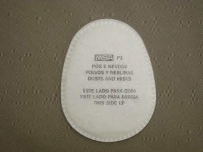3417 - FILTRO MSA P-1 P/ ADVANTAGE 218249
