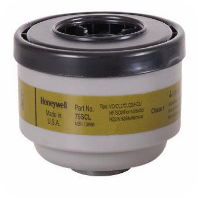 4475 - CARTUCHO HONEYWELL 75SCL MULTI GASES
