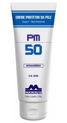 9066 - CREME MAVARO PM 50 BISNAGA 250GR