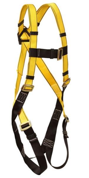 Cinto Msa Workman Paraquedista 1 Argola Ponto  278019 T 2