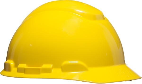 Capacete 3m H-700 Bone Am-amarelo Casco