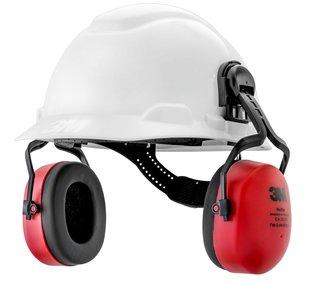 Abafador 3m Concha Muffler P/capacete 18db