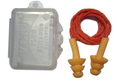 Abafador Plug Protect Auricular Silicone 13db