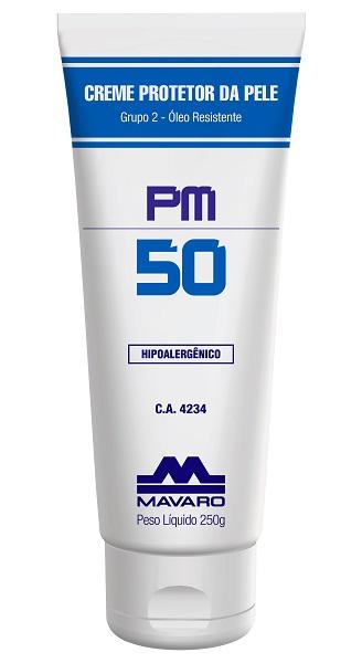 Creme Mavaro Pm 50 Bisnaga 250gr